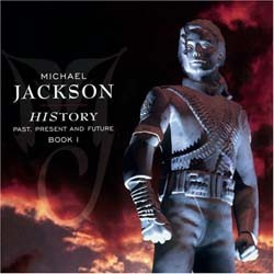 Michael Jackson - History: Past, Present And Future - Book 1 CD - CDEPC5000