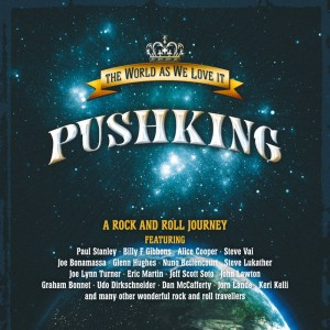 Pushking - The World As We Love It CD - 0205686ERE