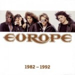 Europe - The Best Of: 1982 - 1992 CD - CDEPC7034