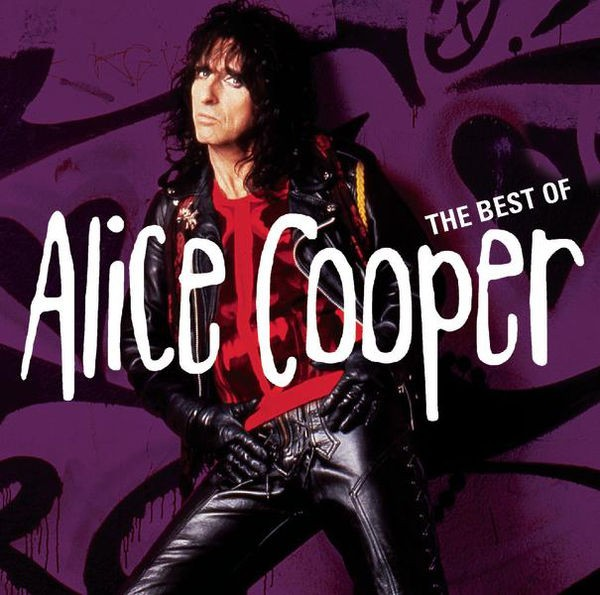 Alice Cooper - The Best Of CD - CDEPC7054