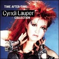Cyndi Lauper - Time After Time: The Cyndi Lauper Collec CD - CDEPC7060
