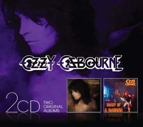 Ozzy Osbourne - No More Tears / Diary Of A Madman CD - CDEPC7076