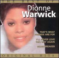Dionne Warwick - The Best Of CD - CDESP 048