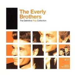 Everly Brothers - Definitive Collection (Complete G-Hits) CD - CDESP 116