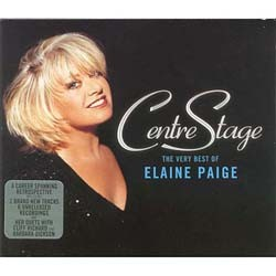 Elaine Paige - Very Best Of CD - CDESP 186