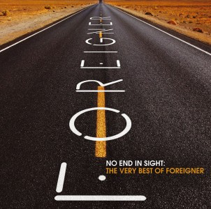Foreigner - No End In Sight: The Very Best of CD - CDESP 332