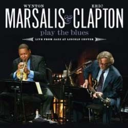 Wynton Marsalis & Eric Clapton - Live From Jazz At Lincoln Center CD - CDESP 384