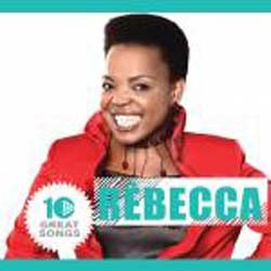 Rebecca - 10 Great Songs CD - CDFLY 595