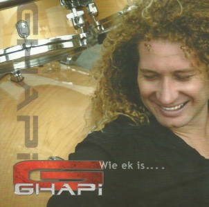 Ghapi - Wie Ek Is.... CD - CDGHA002