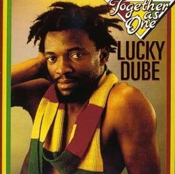 Lucky Dube - Together As One. CD - CDGMP 40171