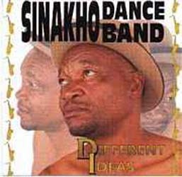 Sinakho Dance Band - Different Ideas CD - CDGMP 40632