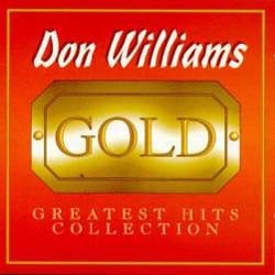 Don Williams - Gold Collection CD - CDGOLD 10
