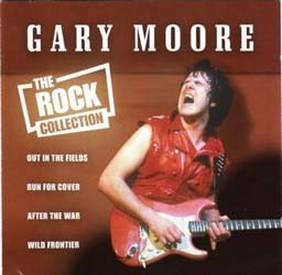 Gary Moore - Rock Collection CD - CDGOLD 101