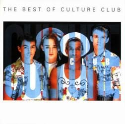 Culture Club - Best Of CD - CDGOLD 204