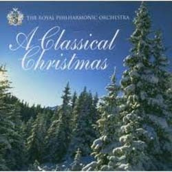 The Royal Philharmonic Orchestra - Classical Christmas CD - CDGOLD 213