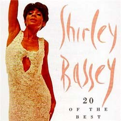 Shirley Bassey - 20 Of The Best CD - CDGOLD 36