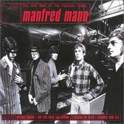 Manfred Mann - Very Best Of CD - CDGOLD 43