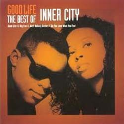 Inner City - Good Life Best Of CD - CDGOLD 87