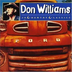 Don Williams - Country Classics CD - CDGOLD 92