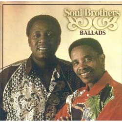 Soul Brothers - Ballads CD - CDGSP 3091