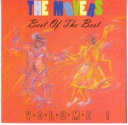 Movers - Best Of The Best Vol 1 CD - CDGSP 54