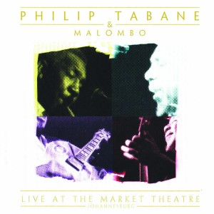 Philip Tabane & Malombo - Live at the Market Theatre CD - CDGURB 149