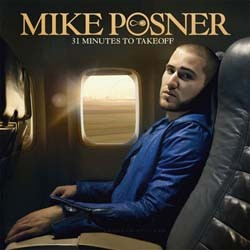 Mike Posner - 31 Minutes To Takeoff CD - CDJAY262