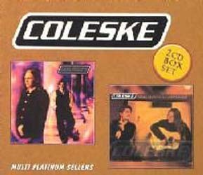 Coleske - Box Set Coleske -Simon And Garfunkel CD - CDJUKE 04