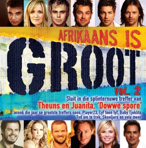 Afrikaans Is Groot Vol.2 CD - CDJUKE 17