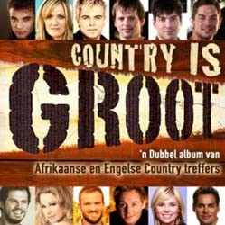 Country Is Groot Vol.1 CD - CDJUKE 22