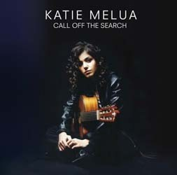 Katie Melua - Call Off The Search CD - CDJUST 010