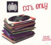 Ministry Of Sound: Dj's Only 1 CD - CDJUST 150