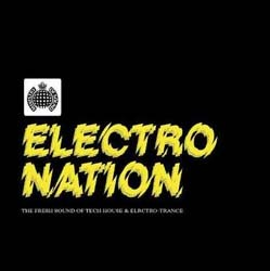 Ministry Of Sound: Electro Nation CD - CDJUST 151