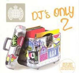 Ministry Of Sound: Dj's Only 2 CD - CDJUST 158
