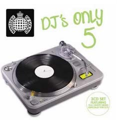 Ministry Of Sound: Dj's Only 5 CD - CDJUST 214