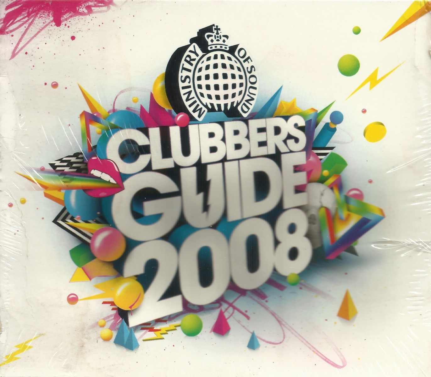 Ministry Of Sound: Clubbers Guide 2008 CD - CDJUST 235