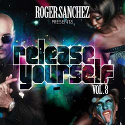 Roger Sanchez - Release Yourself Volume 8 CD - CDJUST 322
