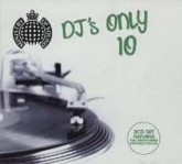 Ministry Of Sound: Dj's Only 10 CD - CDJUST 339