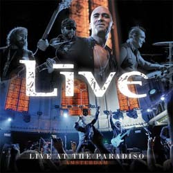 Live - Live At The Paradiso - Deluxe Ed. Cd/Dvd CD - CDJUST 344