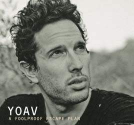Yoav - Foolproof Escape Plan CD - CDJUST 372