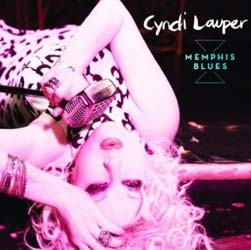 Cyndi Lauper - Memphis Blues CD - CDJUST 387