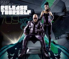 Roger Sanchez - Release Yourself Vol. 9 CD - CDJUST 398
