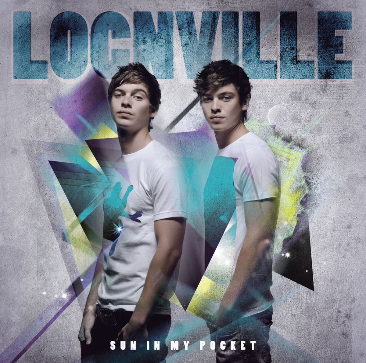 Locnville - Sun In My Pocket CD - CDJUST 417