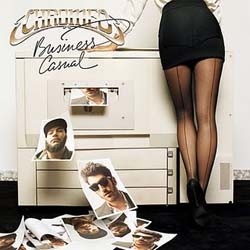 Chromeo - Business Unusual CD - CDJUST 446