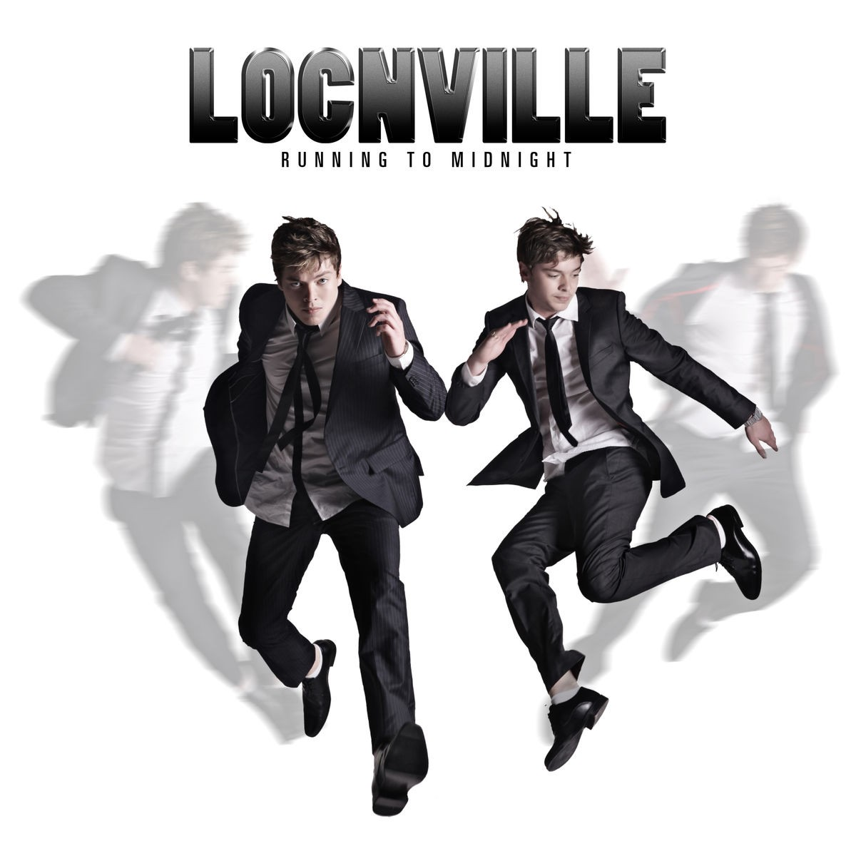 Locnville - Running To Midnight CD - CDJUST 470
