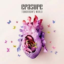 Erasure - Tomorrow's World CD - CDJUST 489