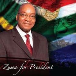 Eugene Mthethwa - Zuma For President CD - CDJZ 2