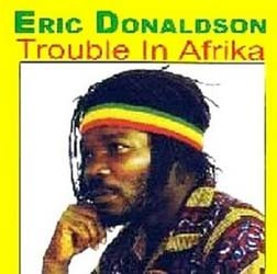 Eric Donaldson - Trouble In Africa CD - CDKRL 006