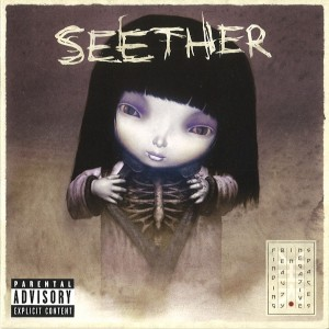 Seether - Finding Beauty In Negative Spaces CD - CDMUS 320
