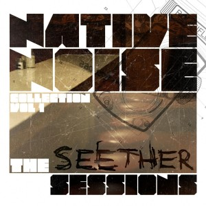 Seether - Native Noise Collection Vol. 1 - The Seether Sessions CD - CDMUS 333